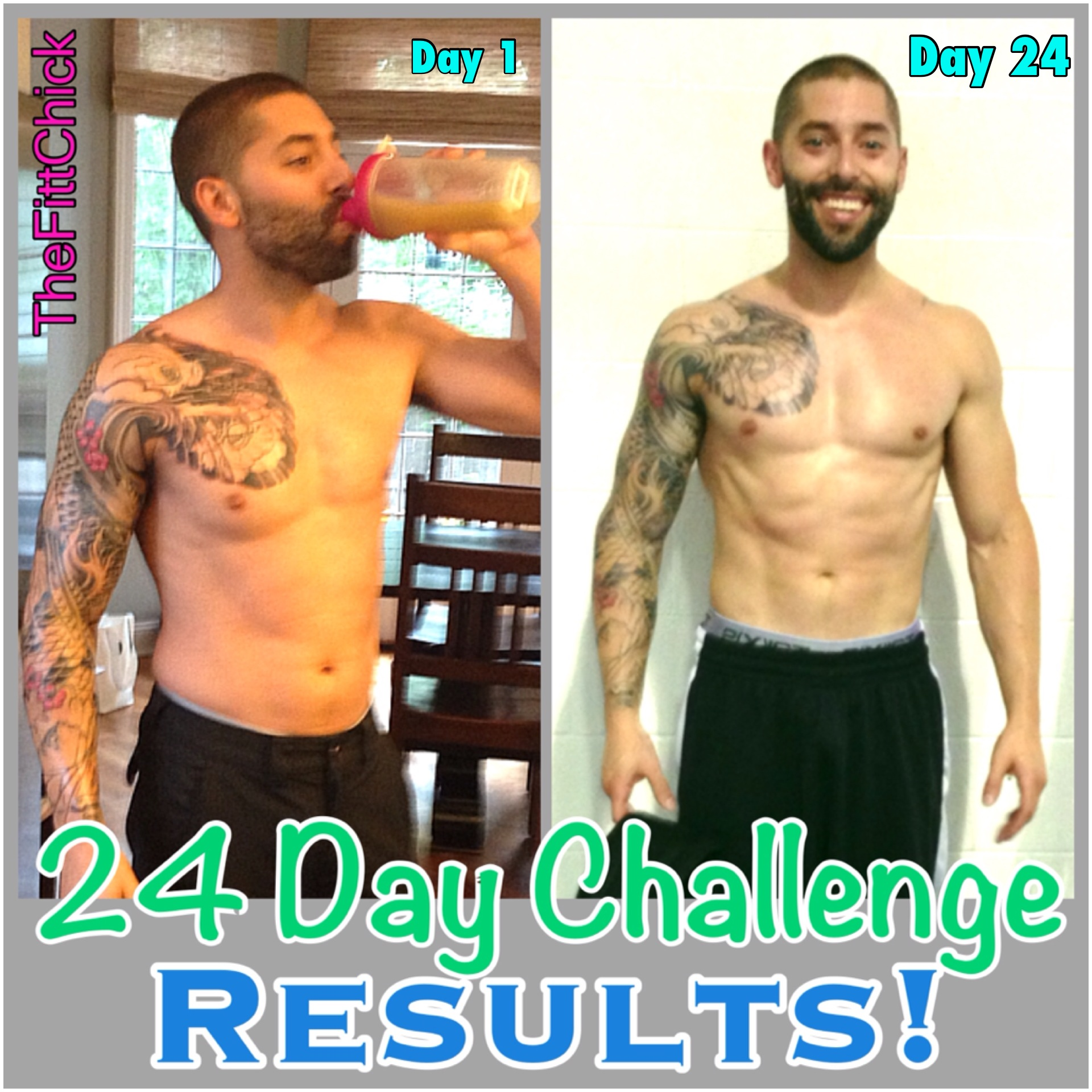 Advocare 24 day challenge results pictures advocare 24 day challenge