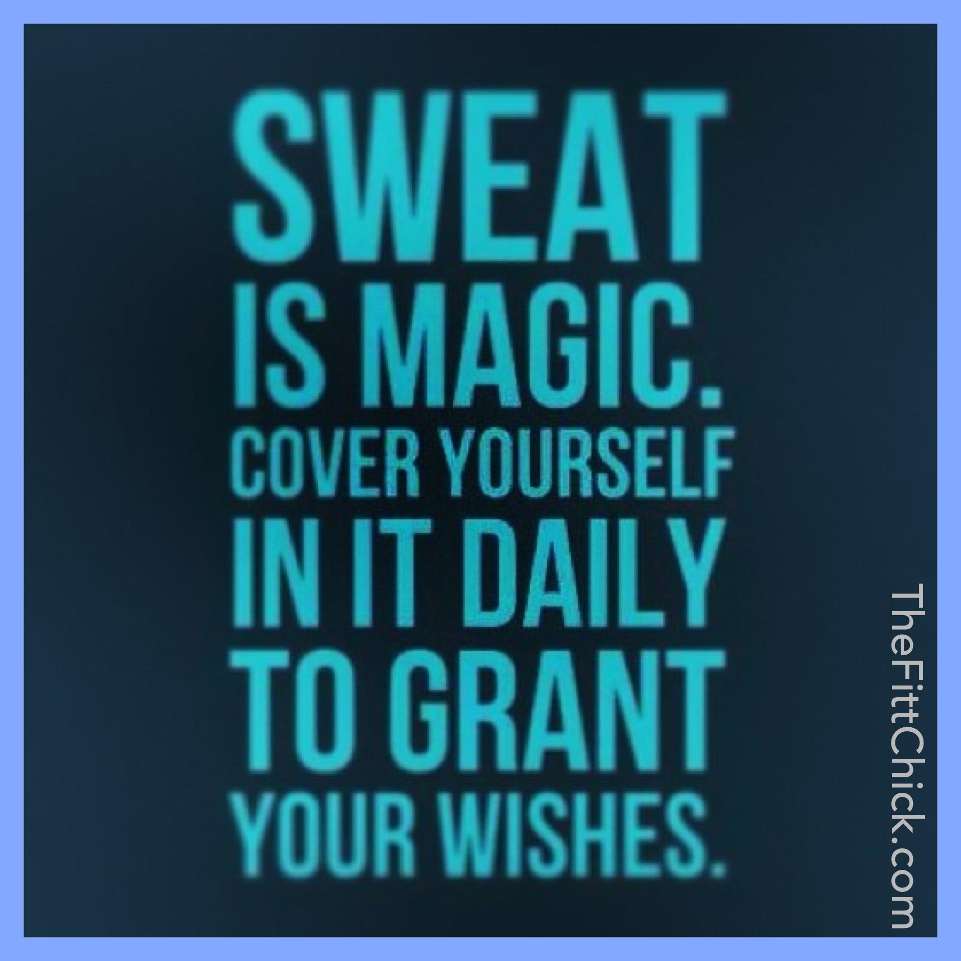 Get Sweaty Saturday From Thefittchick Thefittchick