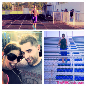 MetCon Track Workout