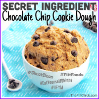 Guilt-Free Cookie Dough Recipe