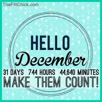 December Motivation