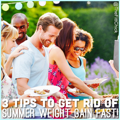 Summer Weight Gain