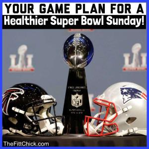Super Bowl Game Plan!