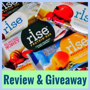 Rise Bar Giveaway!