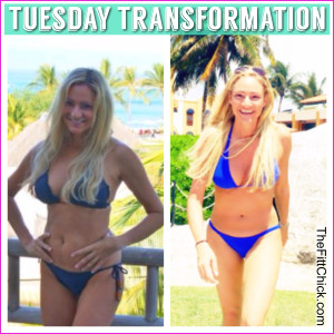Tuesday Transformation!