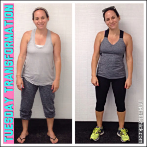 Tuesday Transformation-Marcy
