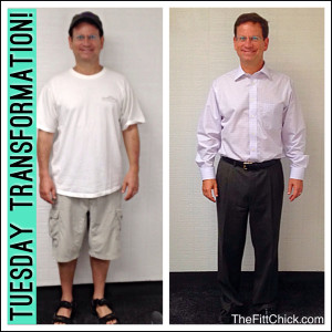 Tuesday Transformation