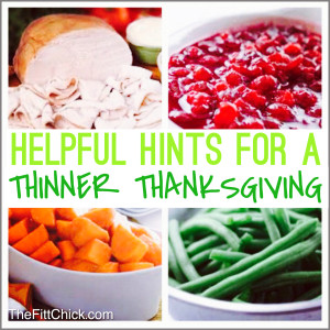 Thinner Thanksgiving