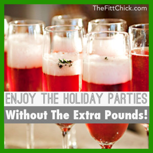 party-proof your diet