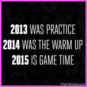 2015 motivation