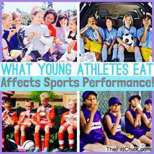 Fuel Young Athletes