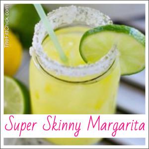 Super Skinny Margarita