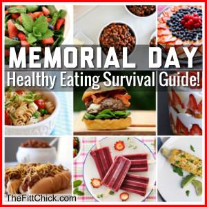 memorial day healthy eating
