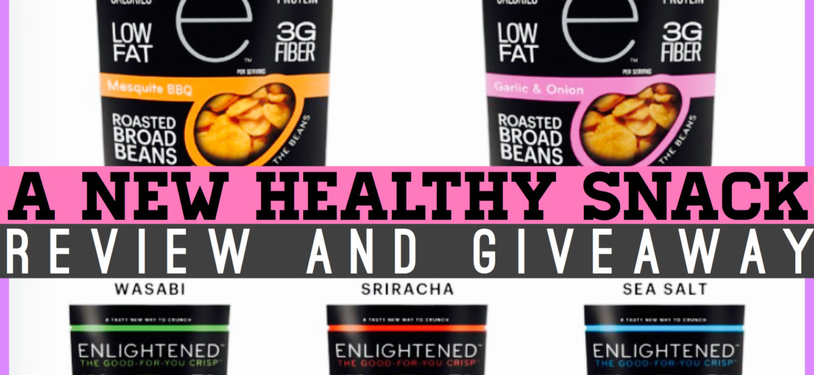 Enlightened Crisps Giveaway