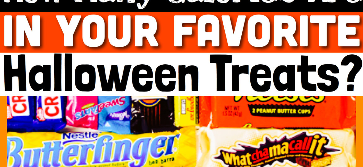 Calories in Halloween Candy?