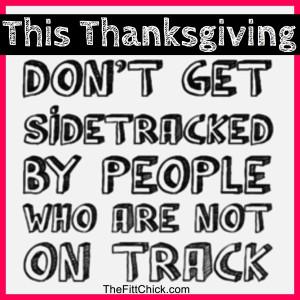 Thanksgiving Motivation!