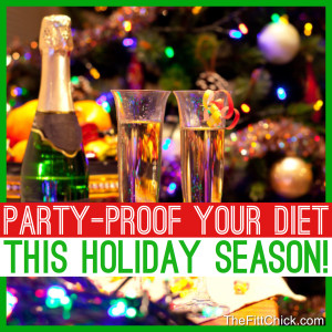 Party Proof Your Holiday Season!