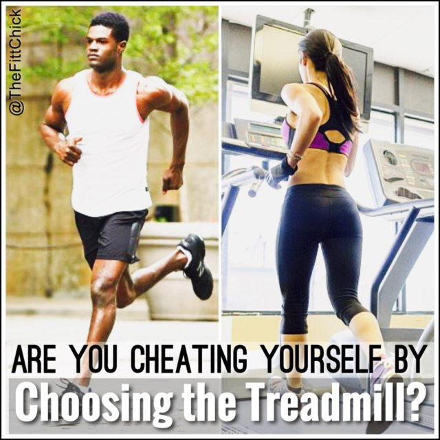 Treadmill VS. Outdoor Running