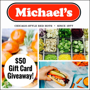 Michael's Hot Dog Giveaway