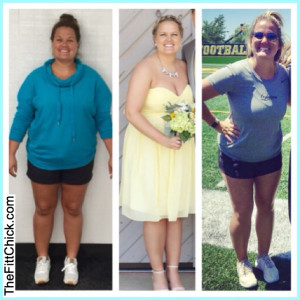 Abby's Weight Loss Transformation!