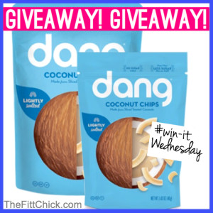 Coconut Chip Giveaway