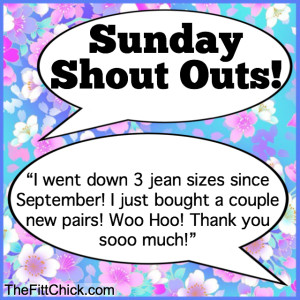 Sunday Shout Outs2