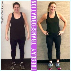 Abby's Transformation Story!