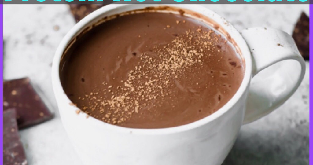 Low-Carb Protein Hot Chocolate